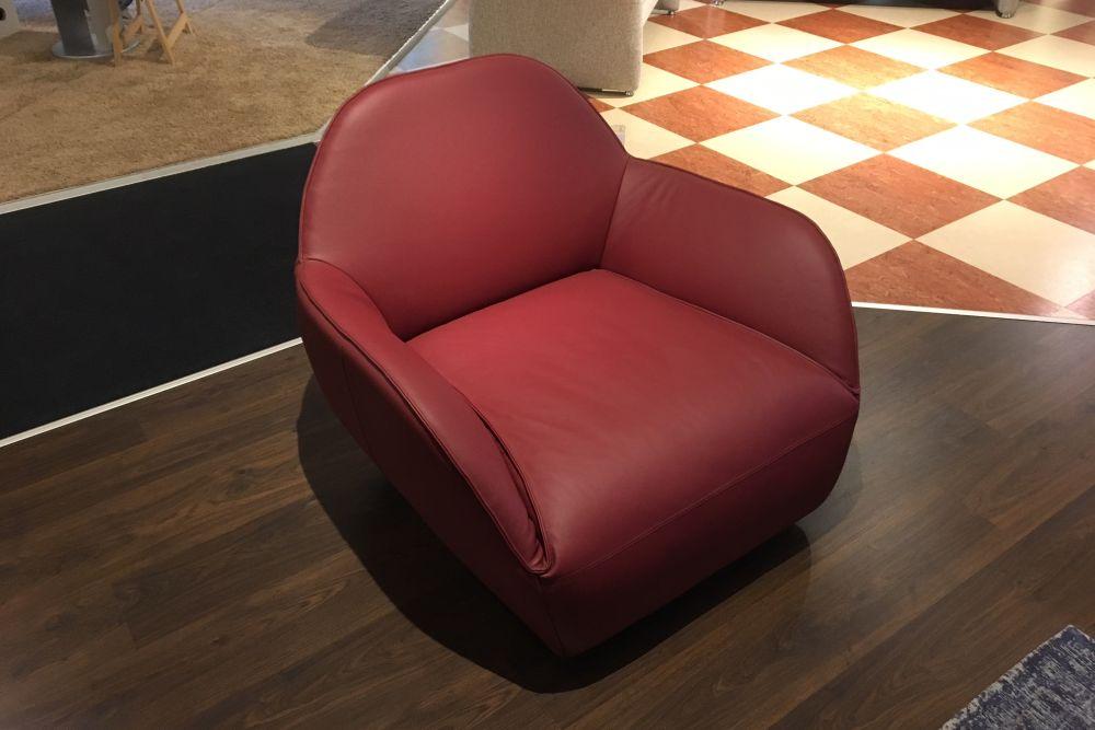 H lsta sofa 480 se purperrood fauteuil uitverkoop for Fauteuils uitverkoop