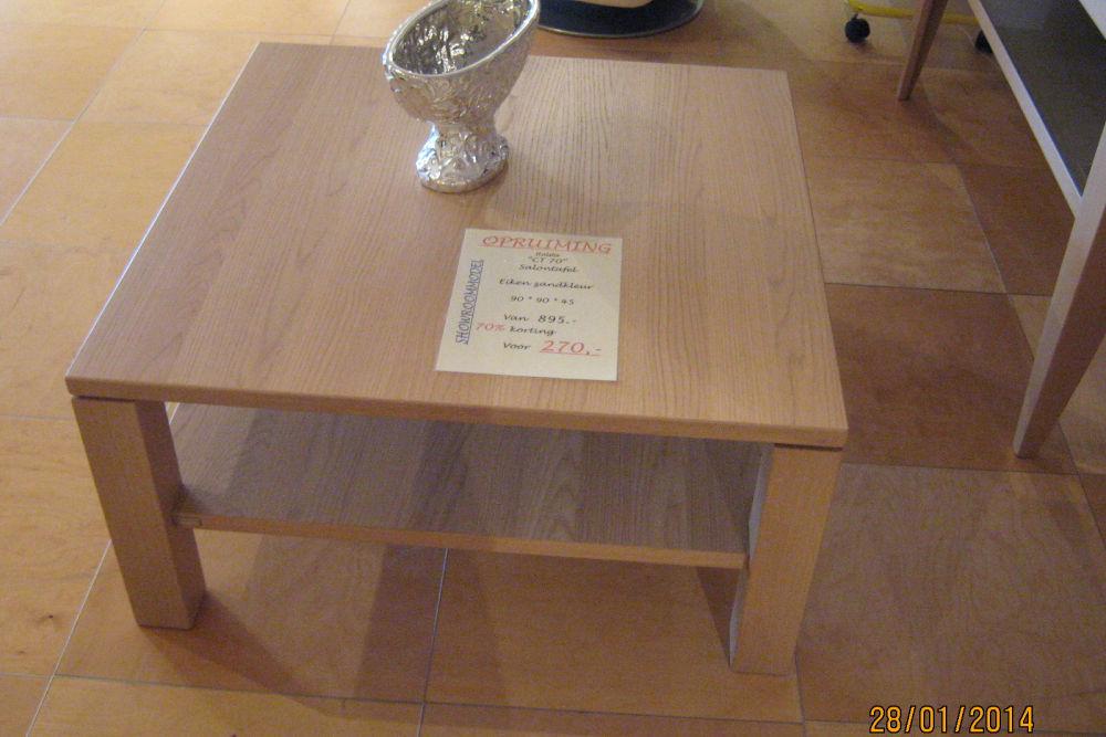 h lsta ct 70 salontafel uitverkoop. Black Bedroom Furniture Sets. Home Design Ideas