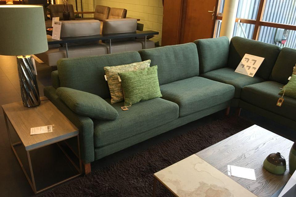 outlet rotterdam rolf benz hoekbank 30 korting. Black Bedroom Furniture Sets. Home Design Ideas